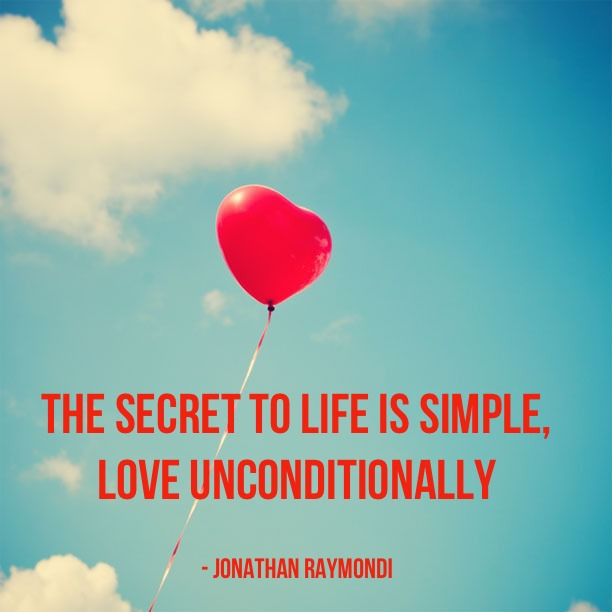 Love Unconditionally