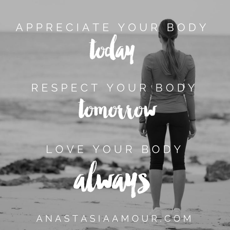 Love Your Body Always