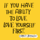Love Yourself First Charles Bukowski Daily Quotes Sayings Pictures