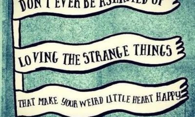 Loving The Strange Things