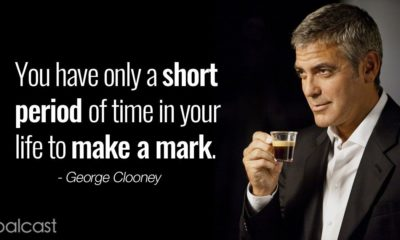 Make A Mark George Clooney Daily Quotes Sayings Pictures