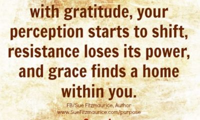 Meet Obstacles With Gratitude