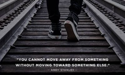 Moving Toward Something