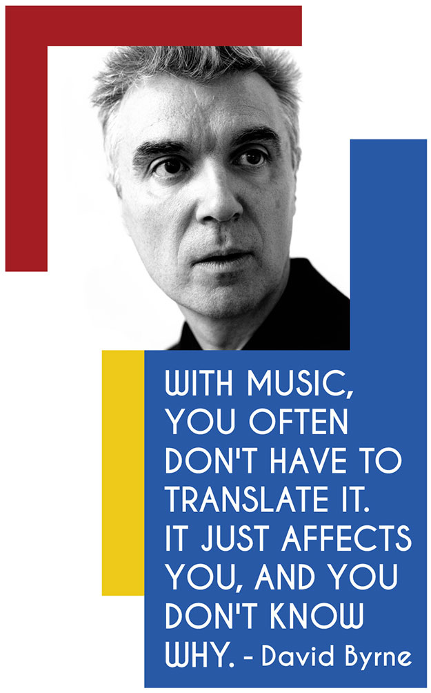 Music Just Affects You