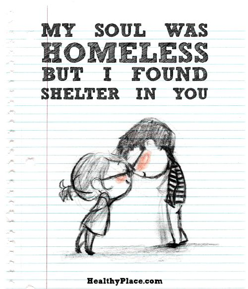 My Soul Was Homeless