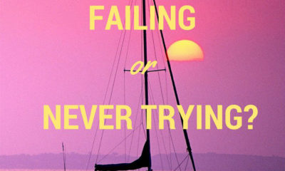 Never Trying