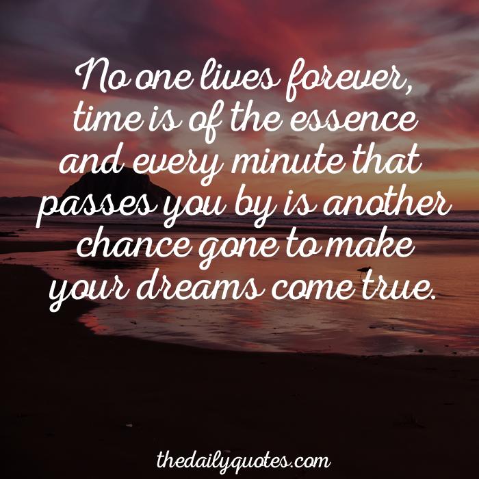 No One Lives Forever
