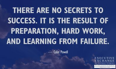 No Secrets To Success Colin Powell Daily Quotes Sayings Pictures