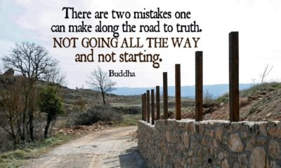Not Going On The Way Buddha Daily Quotes Sayings Pictures