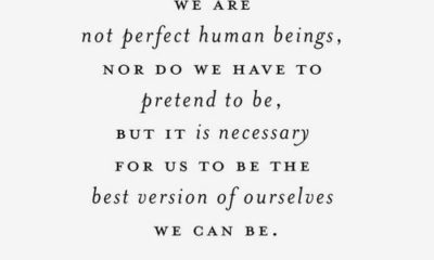 Not Perfect Human Beings