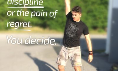 Pain Discipline Regret Motivational Daily Quotes Sayings Pictures