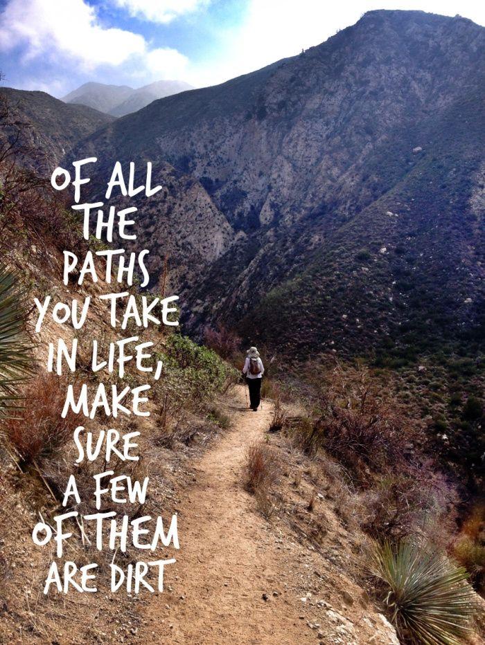 Paths You Take