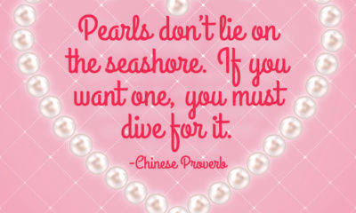 Pearls Dont Lie On The Seashore