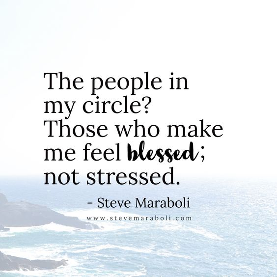 People In My Circle