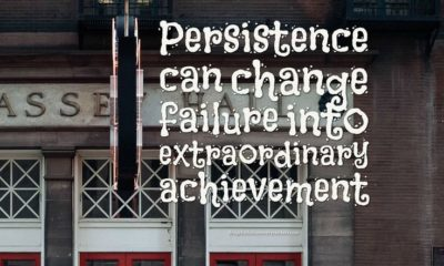 Persistence Can Change Failure