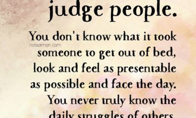 Please Dont Judge People