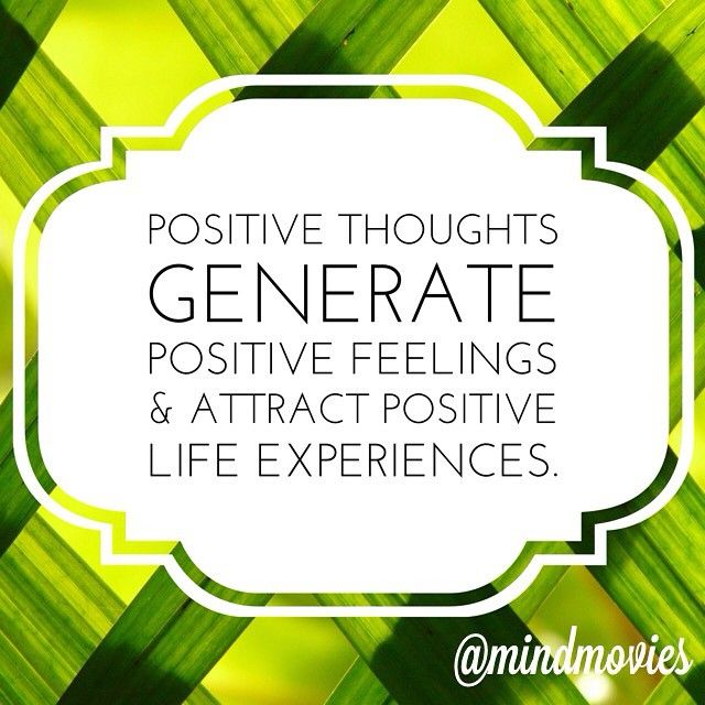 Positive Life Experiences