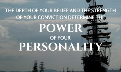 Power Of Your Personality