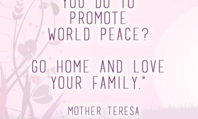 Promote World Peace