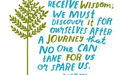 Receive Wisdom