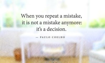 Repeat A Mistake