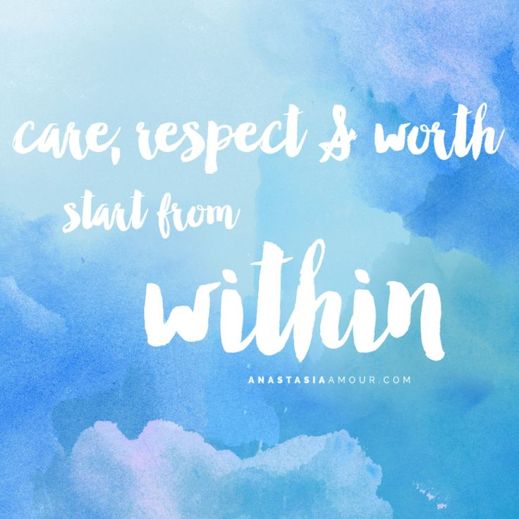 Respect Worth