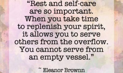 Rest And Self Care