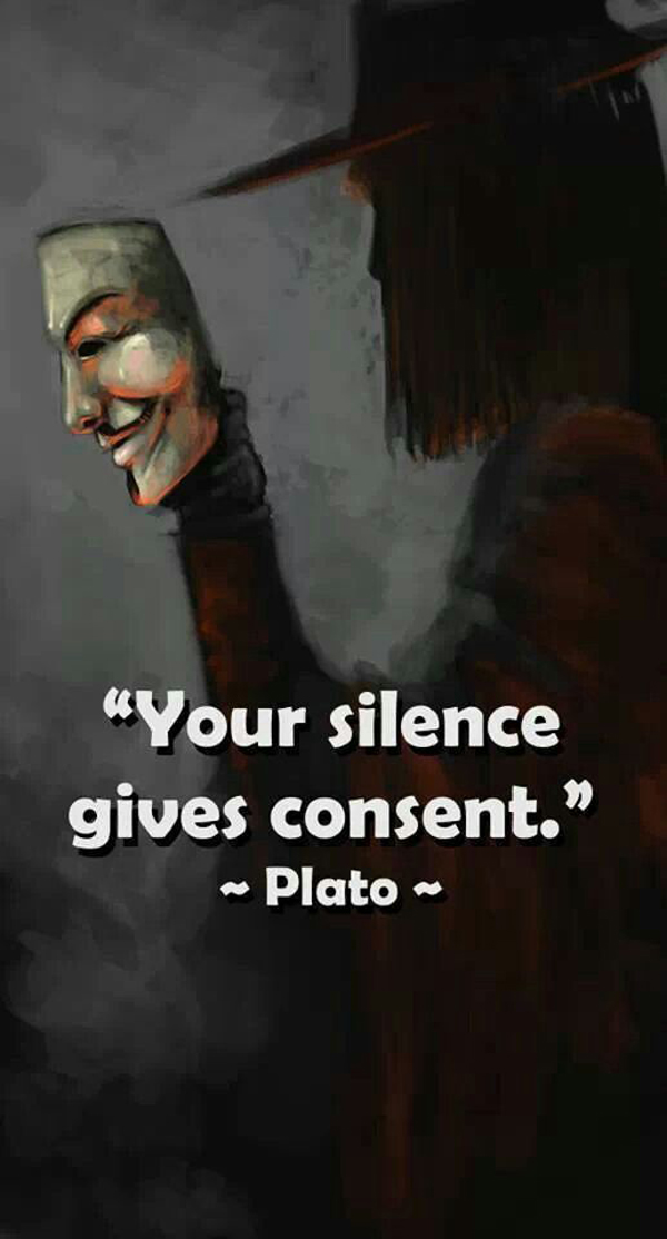 Silence Gives Consent