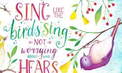 Sing Like The Birds