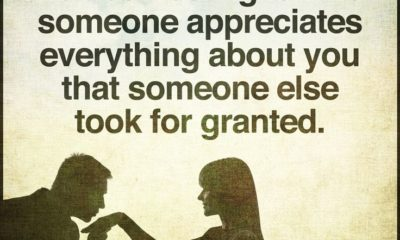 Someone Appreciates You