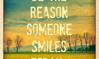 Someone Smiles