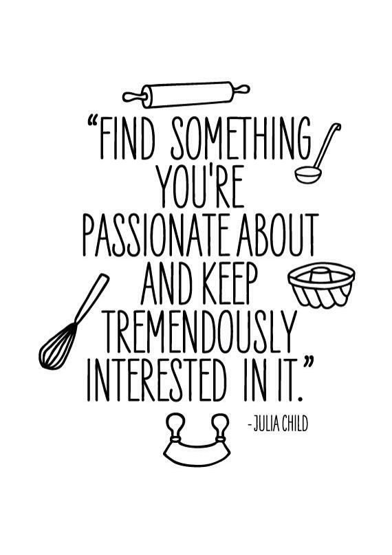 Something Youre Passionate About