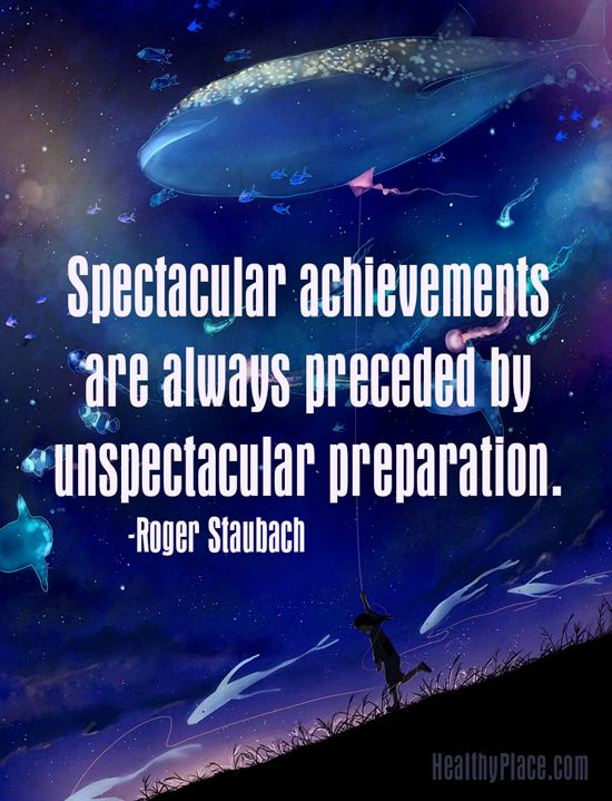 Spectacular Achievements
