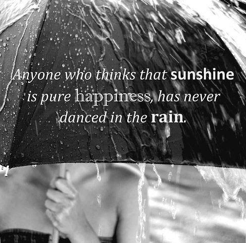 Sunshine Is Pure Happiness