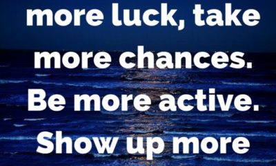 Take More Chances