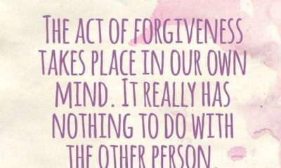 The Act Of Forgiveness