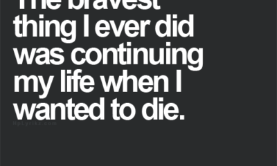 The Bravest Thing