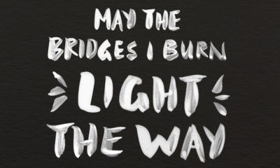 The Bridges I Burn