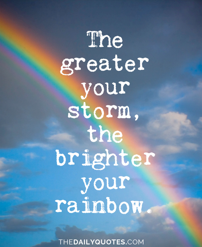 Rainbow Quotes For Motivation At Work: Word Porn Quotes, Love Quotes