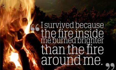 The Fire Inside Me