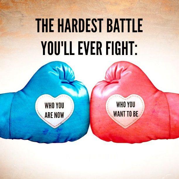 The Hardest Battle