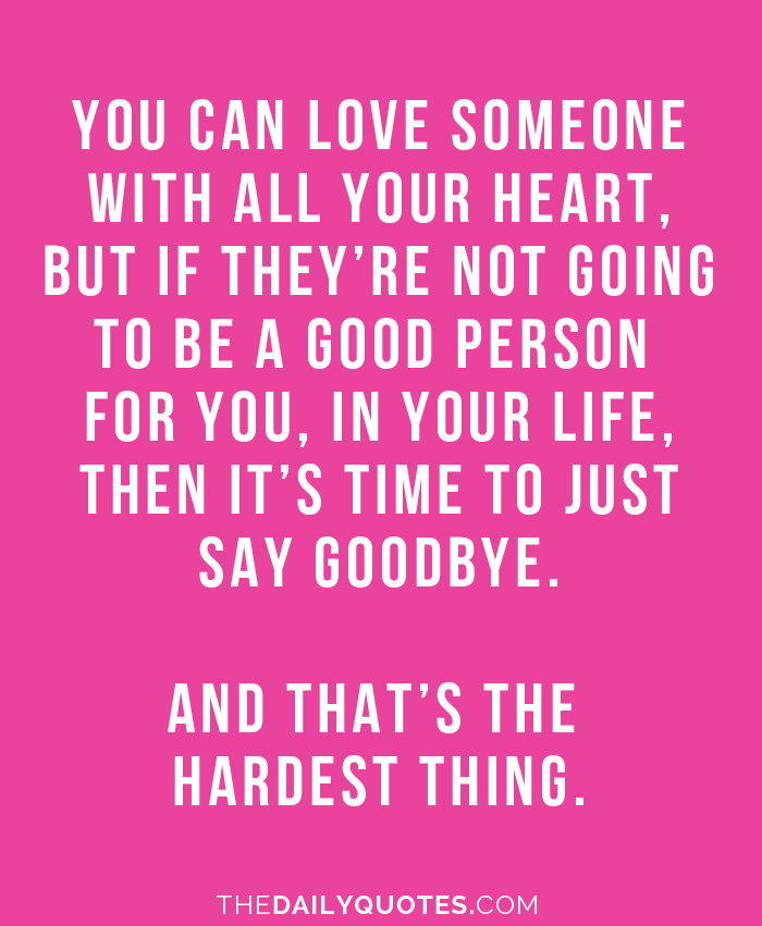 The Hardest Thing