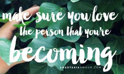 The Person Youre Becoming