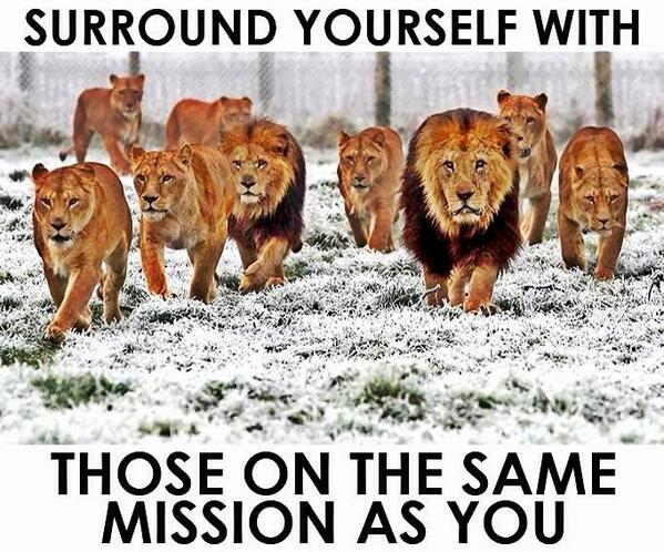 The Same Mission