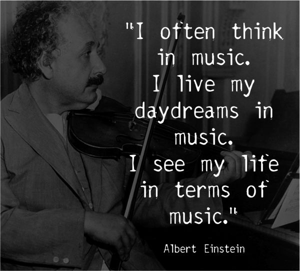 Think In Music