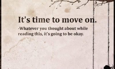 Time To Move On Life Daily Quotes Sayings Pictures