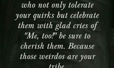 Tolerate Your Quirks