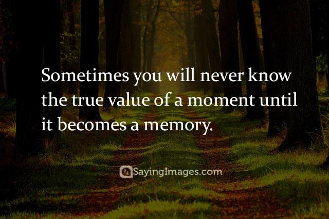 Top 20 Memory Quotes Sayings