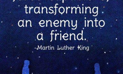 Transforming An Enemy