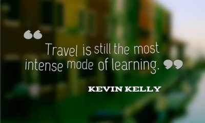 Travel Is Learning